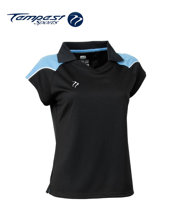 Tempest CK Womens Black Sky Playing Shirt