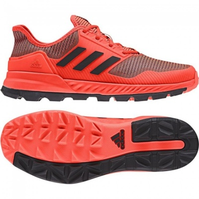Adidas Adipower Hockey Shoes 2018 Red/Black