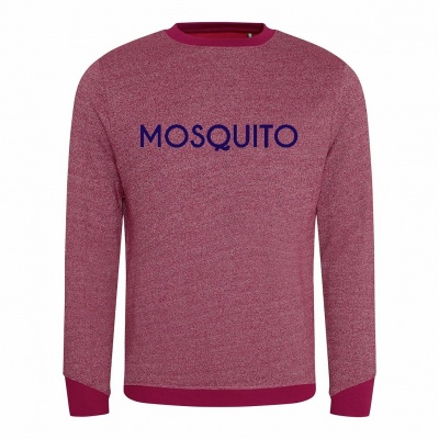 Mosquito Eco Sweatshirt Red