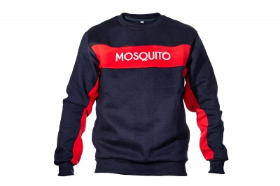 Mosquito Sweater Navy Red