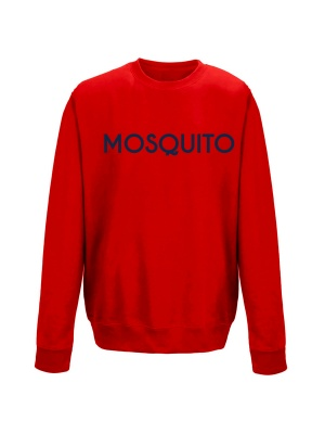 Mosquito Sweater Red
