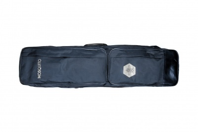 Mosquito Stick Bag Navy/Silver
