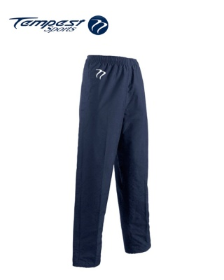 Tempest 'CK' Navy Tracksuit Bottoms
