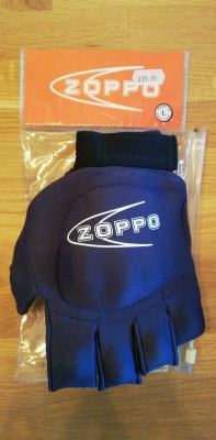 Zoppo Open Palm Protection Glove Navy