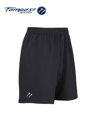 Tempest Black Playing Shorts