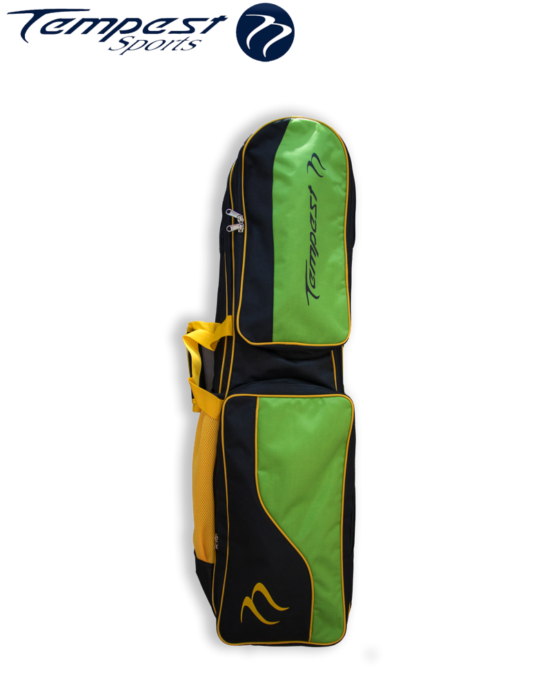 Tempest Stick Bag Black/Green