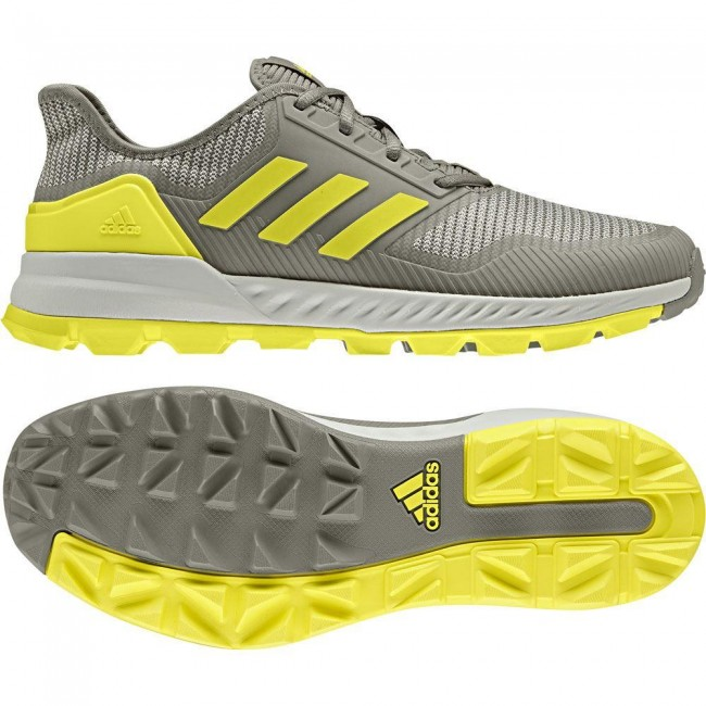 Adidas Adipower Hockey Shoes 2018 Trace Cargo/Yellow