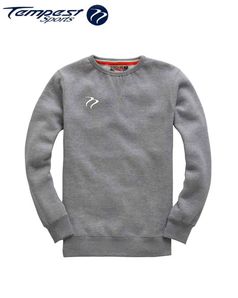 Tempest Heavyweight Sweater - Grey
