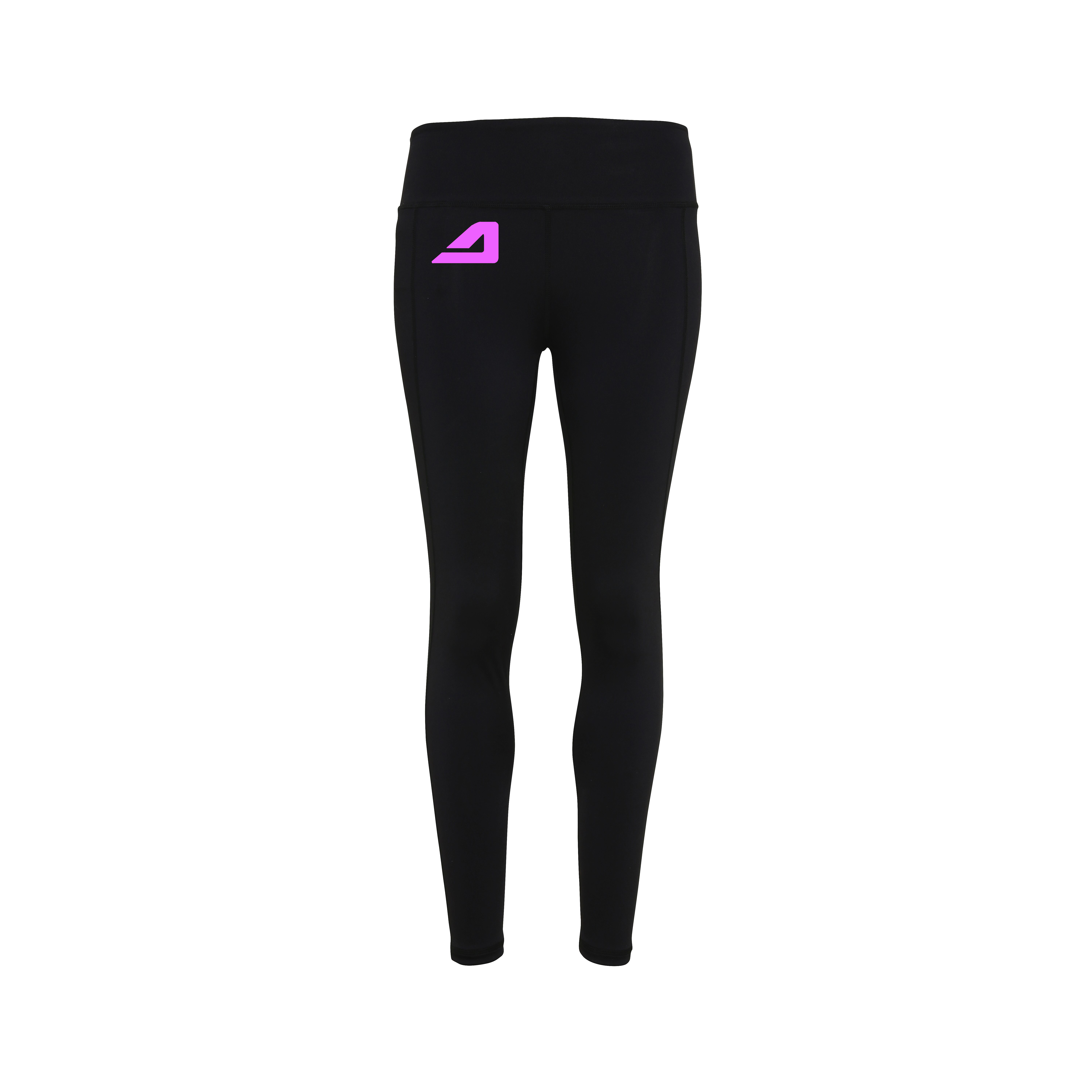 Degelijk Women's Black Performance Leggings