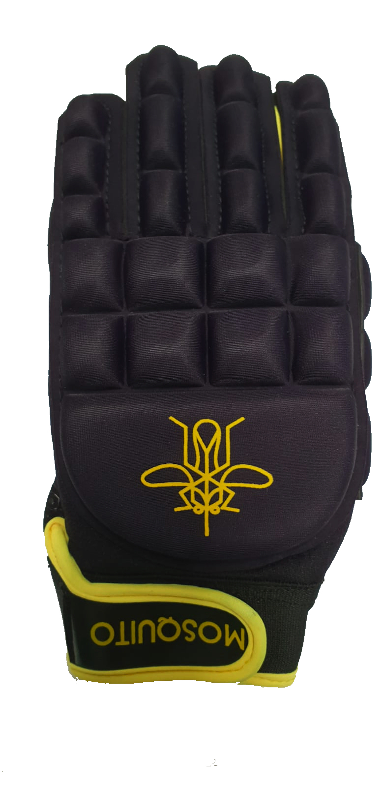 Mosquito Black Full Hand Glove