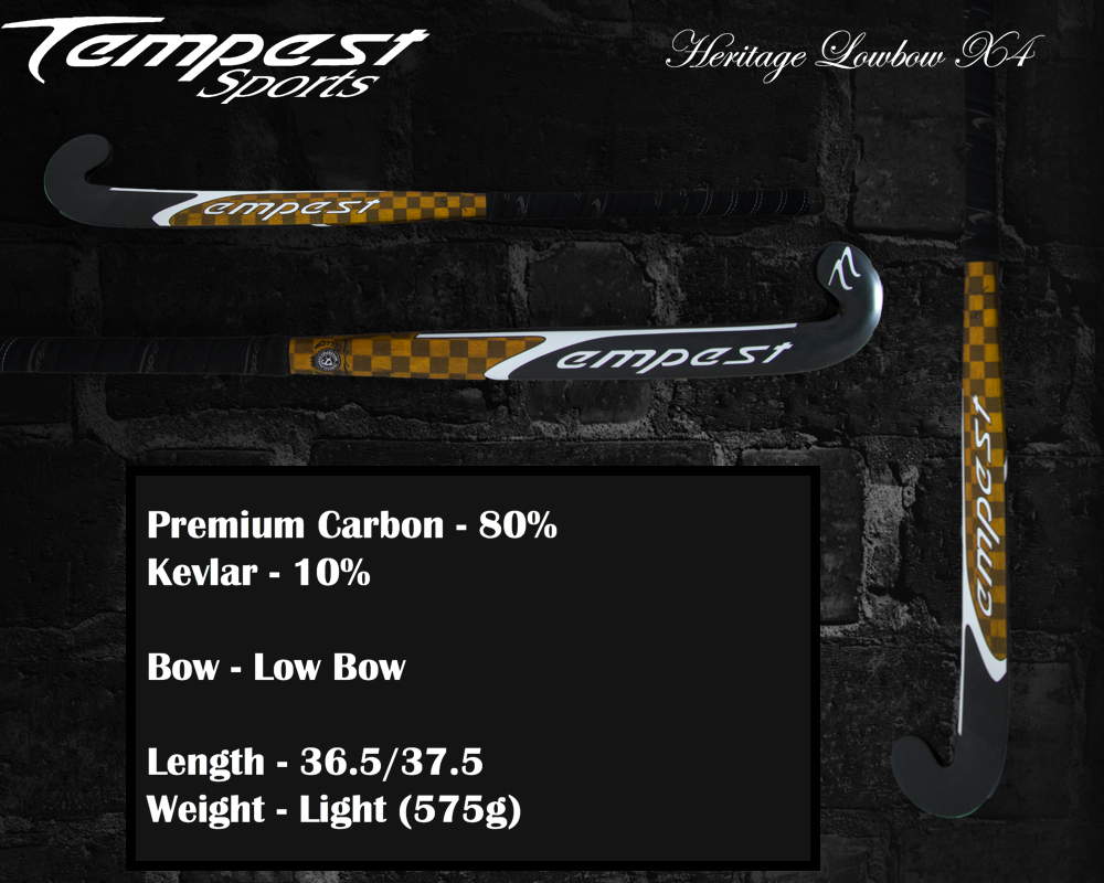 Tempest Heritage Lowbow X4