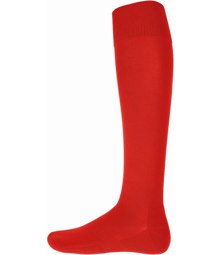 Red Hockey Socks