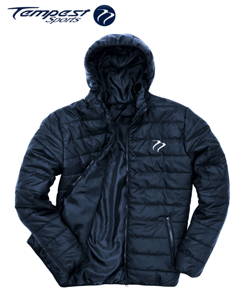 Tempest Padded Jacket Navy