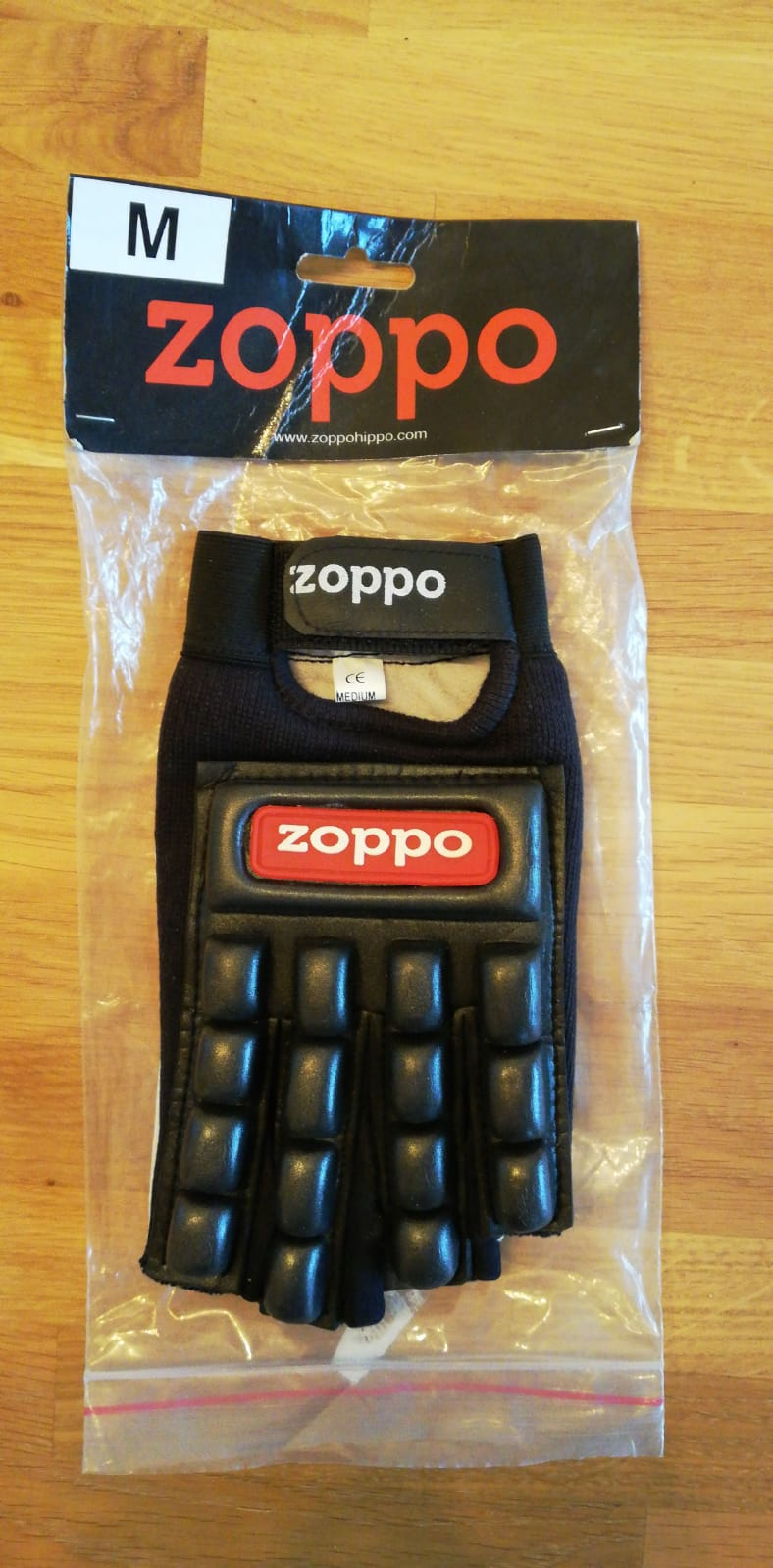 Zoppo Protection Glove Black