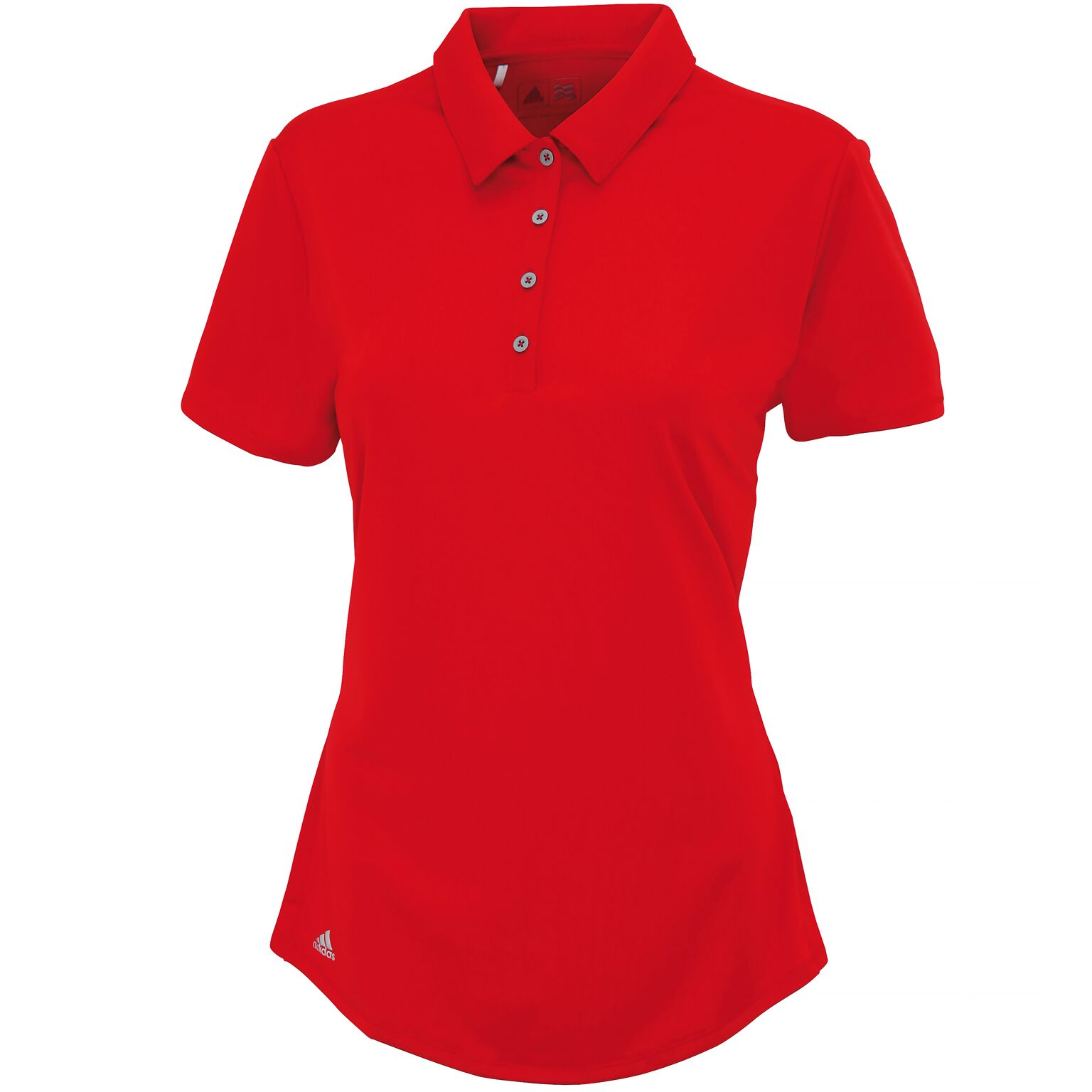 Adidas Women's teamwear polo Power Red