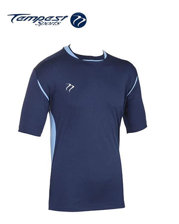 Tempest CK Navy Light Blue Training Shirt