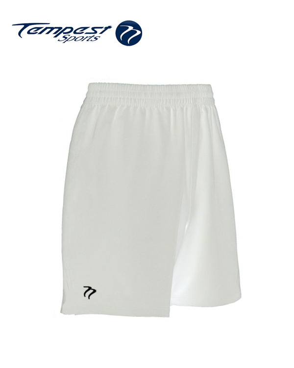 Tempest White Playing Shorts