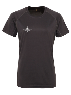 Mosquito Women's Panelled Training T-shirt