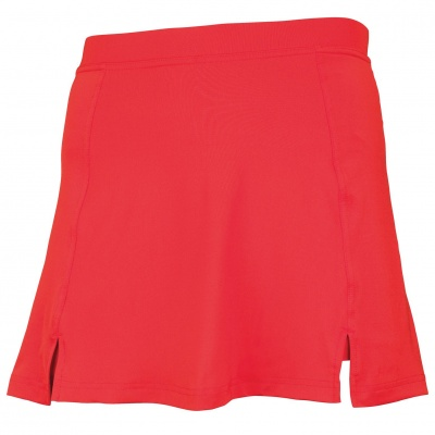 Women's Rhino sports performance skort - Red